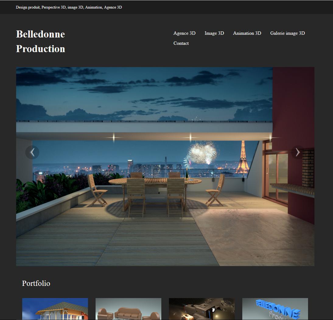 Agence 3d design produit