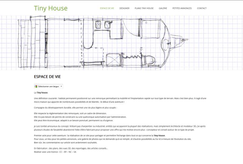 Tiny house - Micro maison